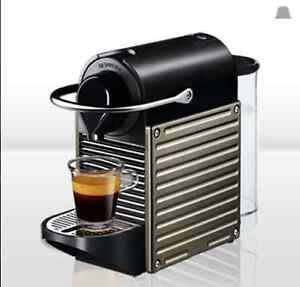 Brand New In Box Nespresso Pixie