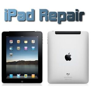 CRACKED GLASS DIGI FRONT REPAIR FOR ALL IPAD IPOD GENERATION