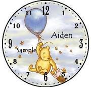 Classic Pooh Clock
