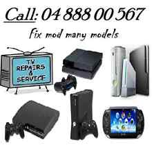 TV and Bluray player repair, amplifier repair, Modchip console Inala Brisbane South West Preview