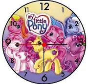 My Little Pony Clock