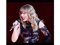 Taylor Swift Wembly SELL or SWAP!!