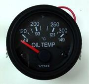 VDO Oil Temp Gauge