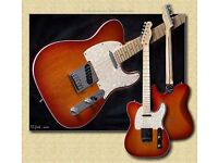 Fender USA Deluxe telecaster - 60th anniversary as new!!!