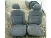 Honda civic 3 Dr front seats - rails