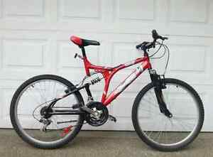 "Supercycle Burner 26"" Mountain Bike"