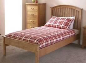 Wardrobe, bed and Mattress