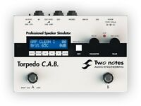Two-notes torpedo cab