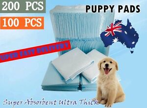 60x60 Dog Cat Indoor Toilet Absorbent Training Pads 100 Pcs Ryde Ryde Area Preview