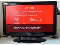 "32"" SAMSUNG LCD TV"