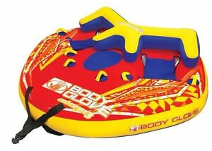Brand New In Box - Body Glove X-Crossfire Towable Tube