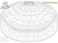 Drake Tickets Leeds Arena Seated