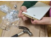 £18-30/H or £150/day IKEA ASSEMBLY,FLAT PACK ASSEMBLY-Handyman Ilford,Hackney,Camden,Barnet,Fulham