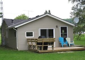 Rice Lake Renovated 3 Bdrm Cottage For Lease
