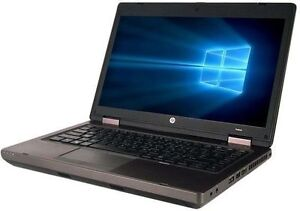 LAPTOP HP PROBOOK, 4 COEUR INTEL i5, 4GB RAM, 250GB, WINDOWS 10