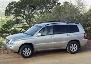 2001 Toyota Highlander for Sale!