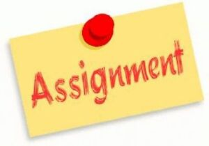 Assignment & Online Course Help (A+ guaranteed or full refund)