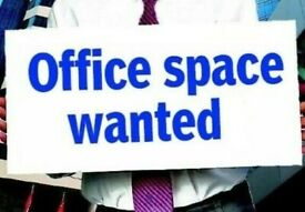 Private office wanted (pref Camden area)