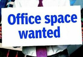 Private office wanted (pref in or near Camden)