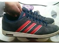 Used Addidas Neo Trainers Size 8UK in Great condition