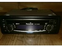 Panasonic CQ-C1123NW Car CD Player
