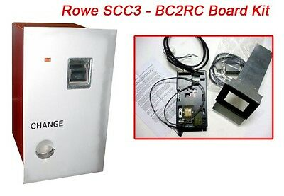 Rowe Bc2rcscc3 Dollar Bill Changer Upgrade Kit