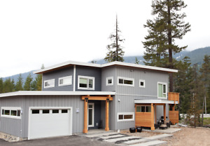 Swap Whistler home for Christina Lake cabin this summer?