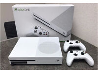 Xbox one s new boxed in white