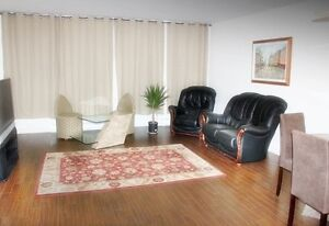 NEW Modern Furnished condo Short/Long term 5 min from Downtown