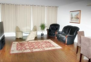 Short/Long term NEW Modern Furnished condo 5 min from Downtown