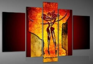 XD5-066,Hand made (not printed) Oil painting , Abstract Art.