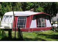 CARAVAN AWNING 750-775 SIZE 5 for sale