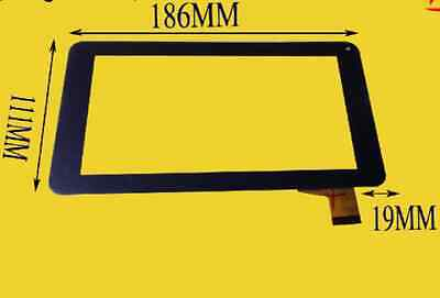 New Digitizer Touch Screen Panel For OVERMAX EduTab2+ 7 Inch Tablet PC  Y980