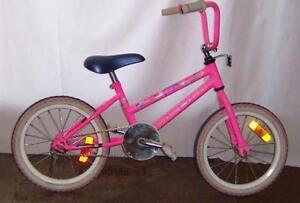 """Raleigh Mitey Miss 16in. Girl's """"RECONDITIONED"""""""