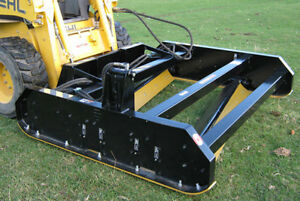 Skidsteer & Loader Attachments - Canadian Made