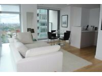 WOW 2B FULLY FURNISHED GREAT FACILITIES IN PAN PENINSULA SQUARE, EAST TOWER, CANARY WHARF D17