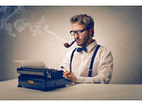 Seasoned Copy and Content Writer Available