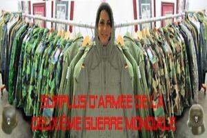SURPLUS D'ARMÉE - ARMY DEPOSIT AMERICAIN SECOND WORLD WAR