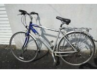 Raleigh Gents Touring/Hybrid Bicycle P3000 alu