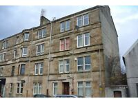 MODERN, 1 BEDROOM GROUND FLOOR FLAT- ROWAN STREET, PAISLEY - FRESH DECOR THROUGHOUT. AVAILABLE NOW.