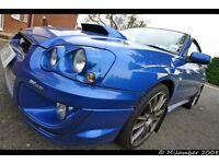 Subaru Impreza blob eye morette headlights rare
