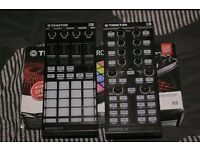 Traktor F1 & X1 controllers. Price is for both controllers. Excellent condition