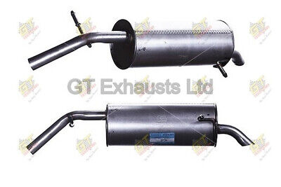 EXHAUST SILENCER PEUGEOT 207 SW WK/_ 1.4 Petrol 2007-06-/>