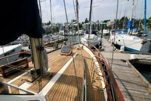1976 38' Nauticat Sailboat
