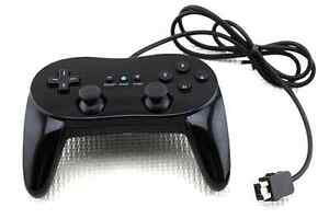Brand New Classic Wired Game Controller Pro for Nintendo Wii
