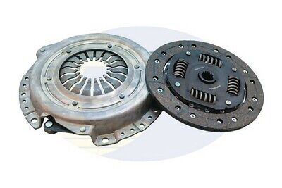 CLUTCH KIT FIT FORD	FUSION 2002>	1.25 1.4 JU	75HP 80HP PETROL PLATE DISC