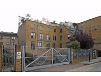 Underground car park space in gated development, 2 mins walk Aldgate East