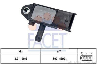 Sensor, Abgasdruck Made in Italy - OE Equivalent FACET 10.3273