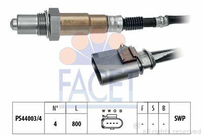 FACET (10.8199) Lambdasonde Lamdasonde für AUDI SEAT SKODA VW