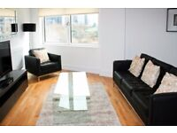 BEAUTIFUL 2 BEDROOM FLAT WITH FULLY INTEG KITCHEN,FURNISHED IN INDESCON SQUARE, CANARY WHARF, LONDON